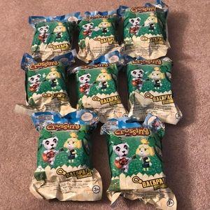 Animal Crossing Backpack Buddies Bundle